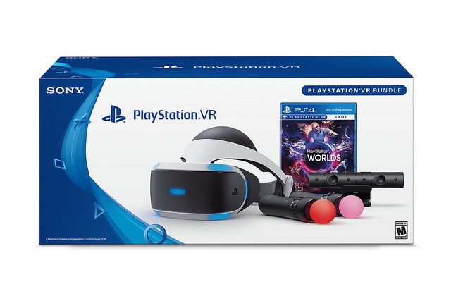 Two PS VR Bundles Return This Month To Retailers