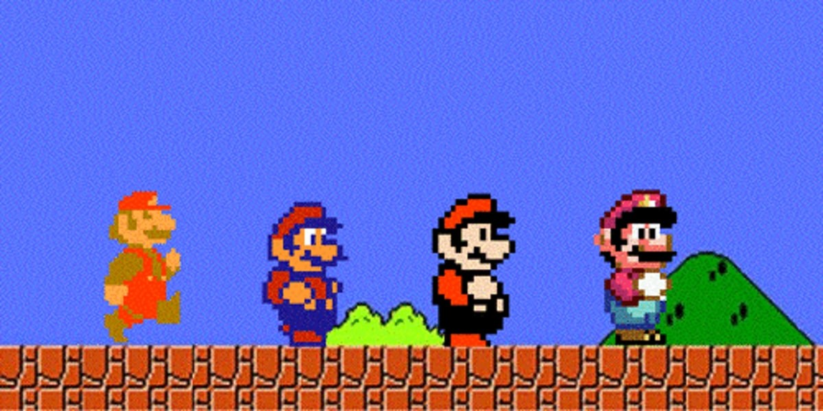 Top 20 Iconic Game Characters