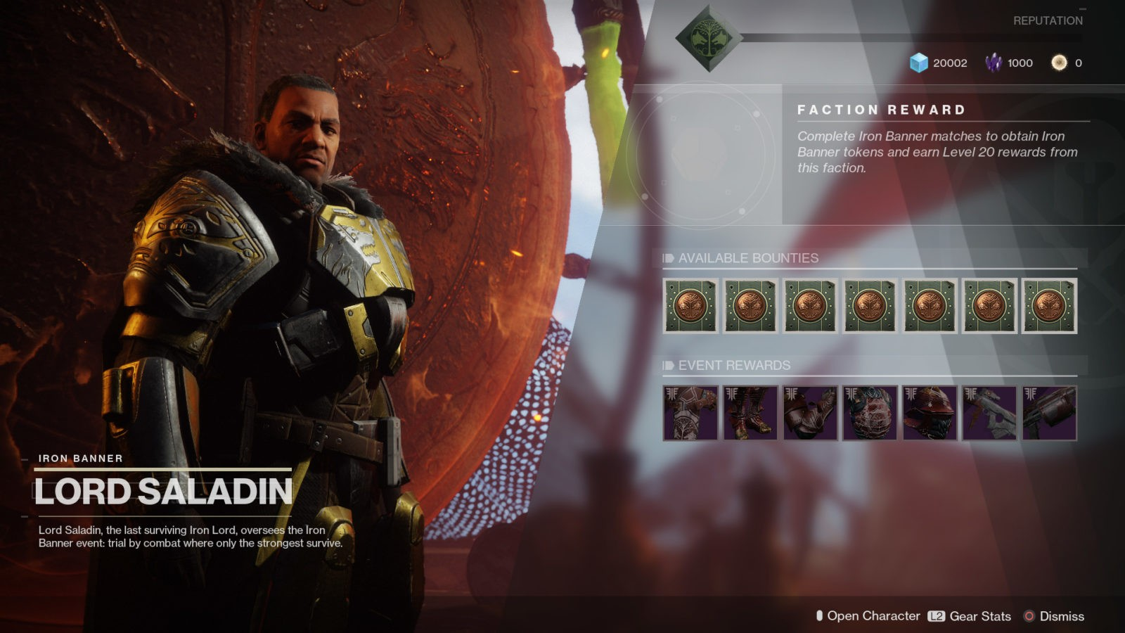 Iron Banner Returns to Destiny 2: Check Out the New Gear