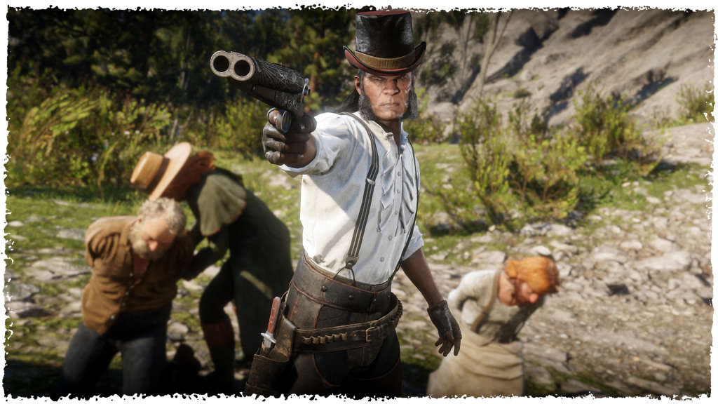 Clothing Updates, Frontier Pursuit XP Boosts and More  in Red Dead Online This Week