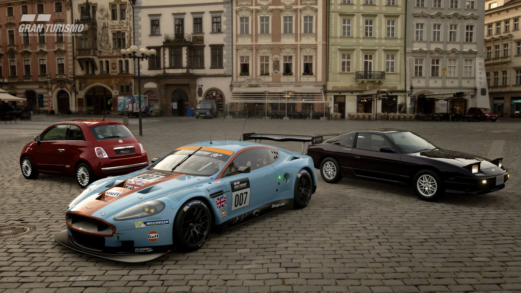 Gran Turismo Sport Adds 3 New Cars Later Today