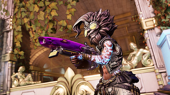A New Borderlands 3 Seasonal Event is on the Way