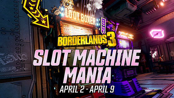 Two New Mini-Events Have Started in Borderlands 3 Today