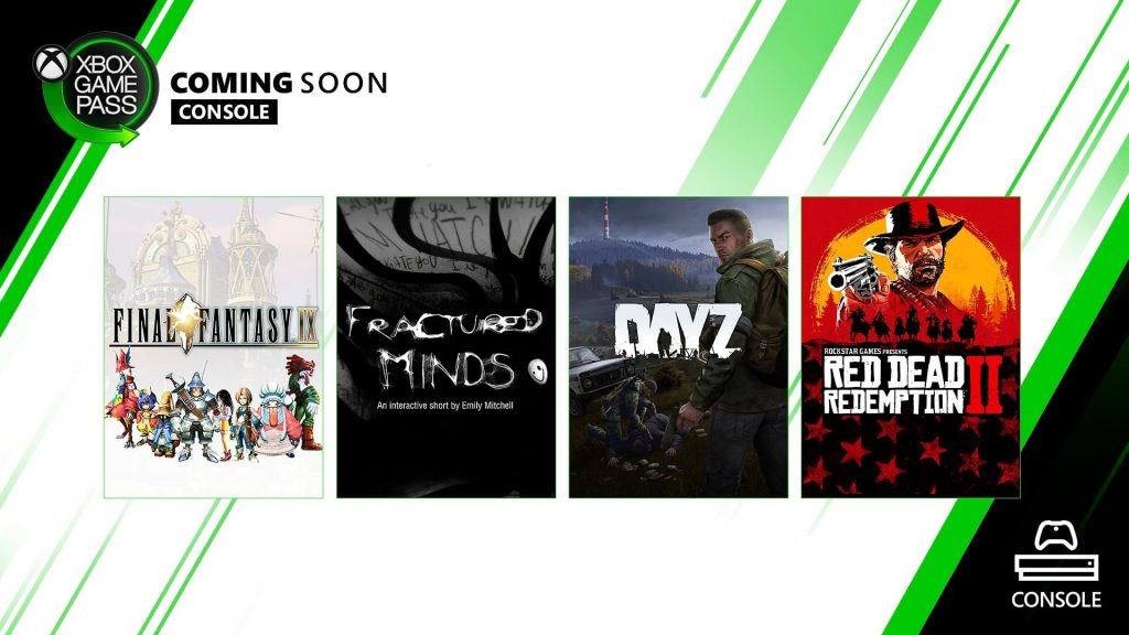 Six More Games Being Added to Xbox Game Pass in May