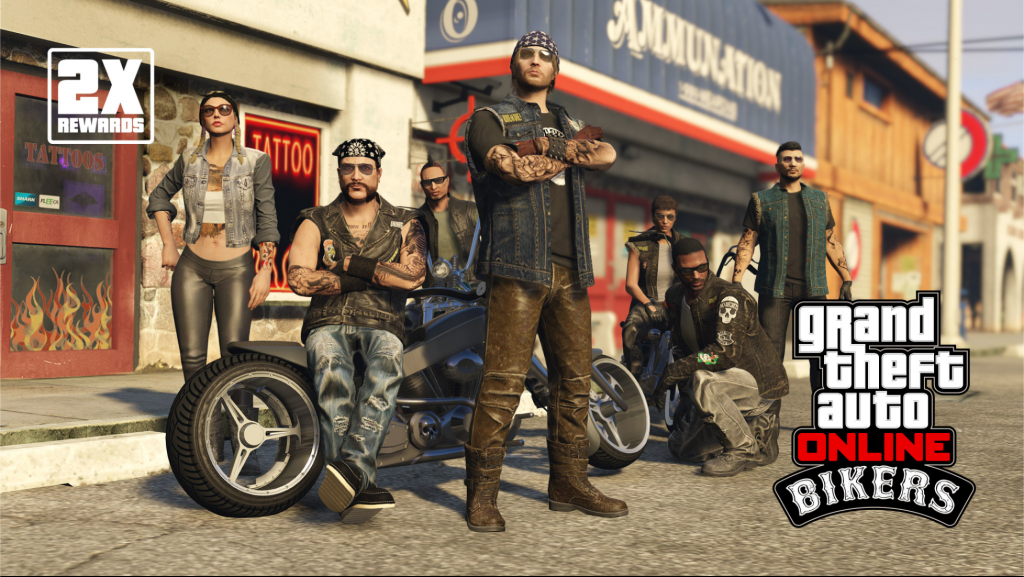 Bonuses, Discounts and More in GTA Online This Week