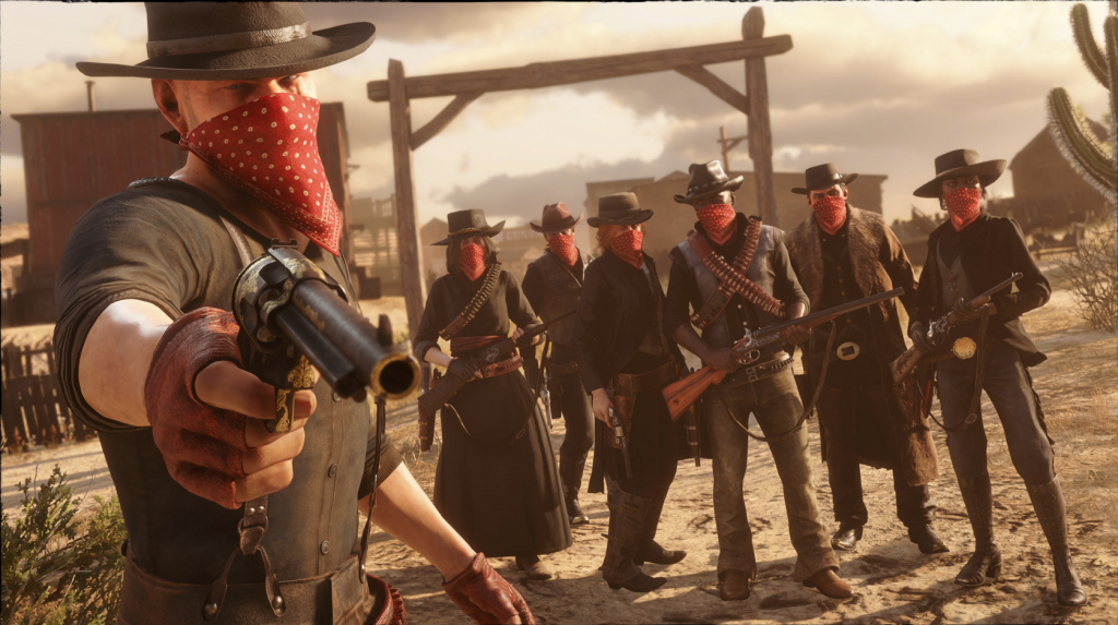 Discounts, Moonshine Bonuses and More in Red Dead Online This Week