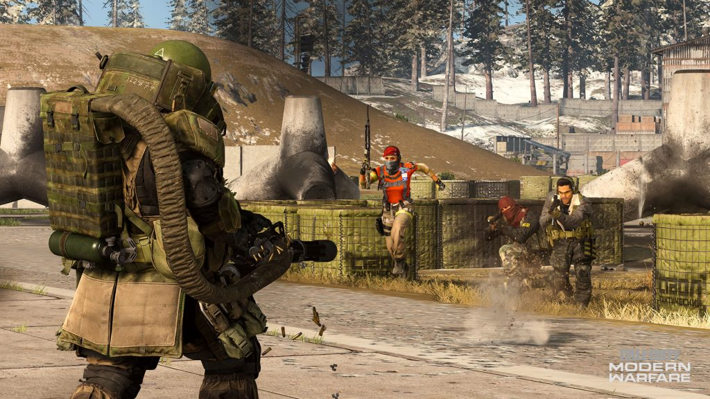 A Big Call of Duty: Modern Warfare Update Will Add 200-Player Mode in Warzone
