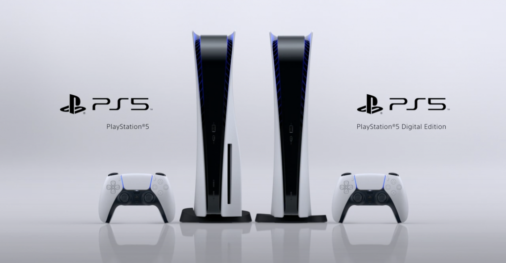 We Finally Know What The PS5 Looks Like