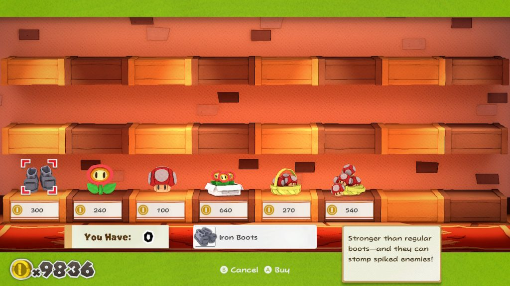 Paper Mario: The Origami King Review - A Half-Folded Kingdom