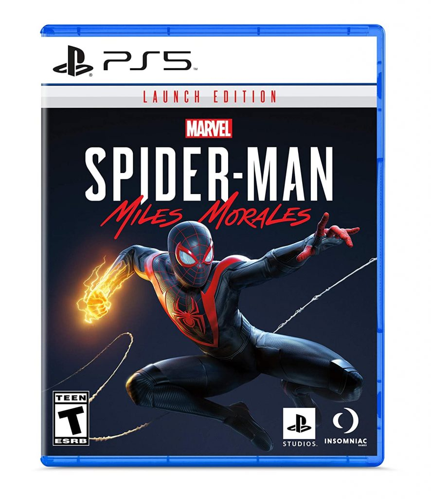 Spider-Man: Miles Morales Preorders Are Live